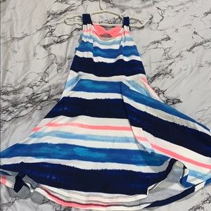 Super Cute Striped Summer Dress!